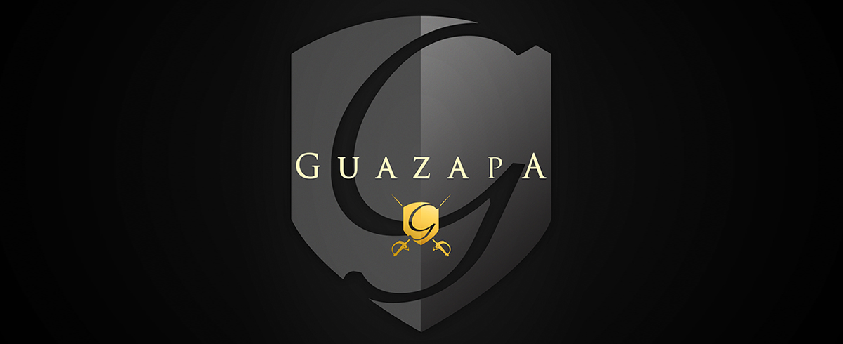 Guazapa Rum - Logo Design and Branding for Rum and liquor brands
